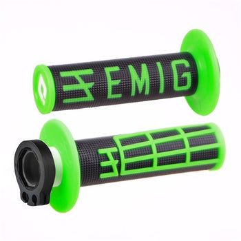 ODI - Lock On V2 Emig Fluro Grips
