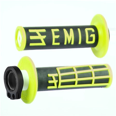 ODI - Lock On V2 Emig Fluro Grips (4306049105997)