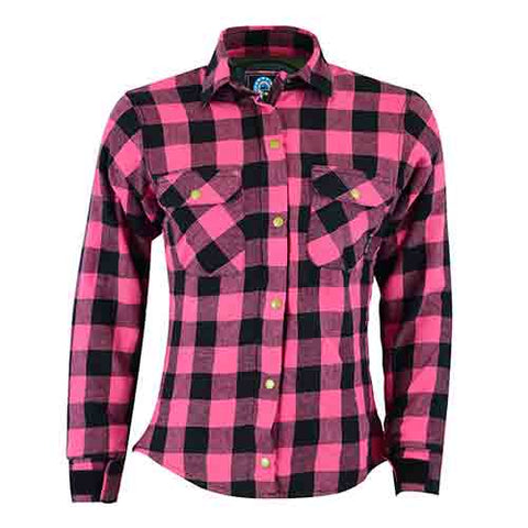Johnny Reb - Ladies Waratah Reinforced Shirt