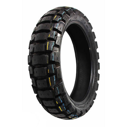 Motoz - Tractionator Adventure Q Tubeless Rear Tyre - 170/60-17