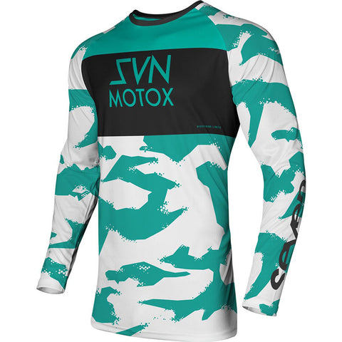 Seven - 2021 Youth Vox Pursuit Camo Jersey
