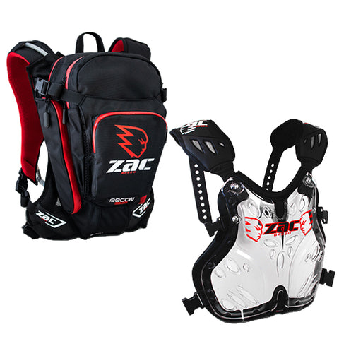 Zac Speed - Recon S3 Exotec Protector Combo - 3L