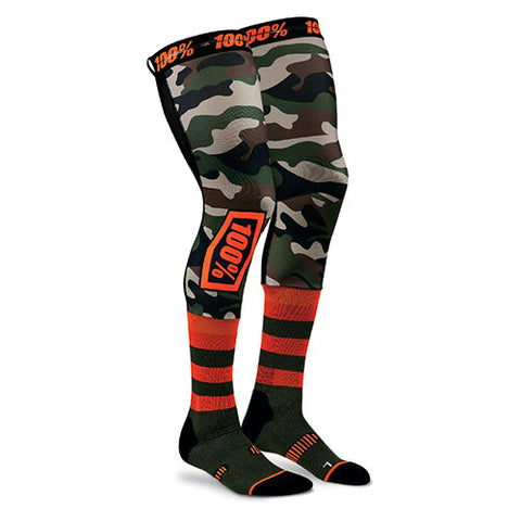 100% - Rev Knee Brace Socks