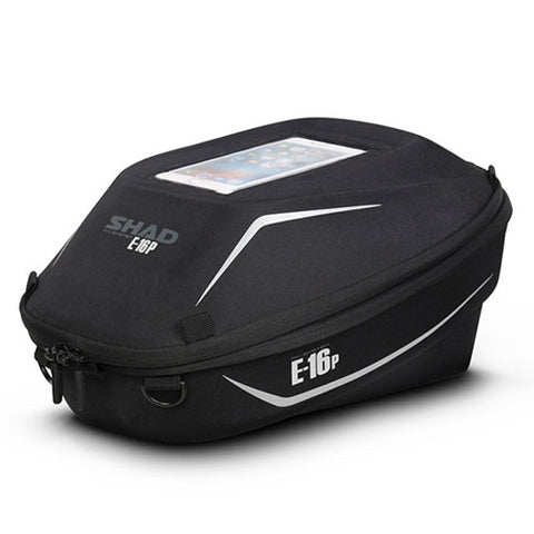 Shad - Pin System Expandable Tank Bag - 11-15L