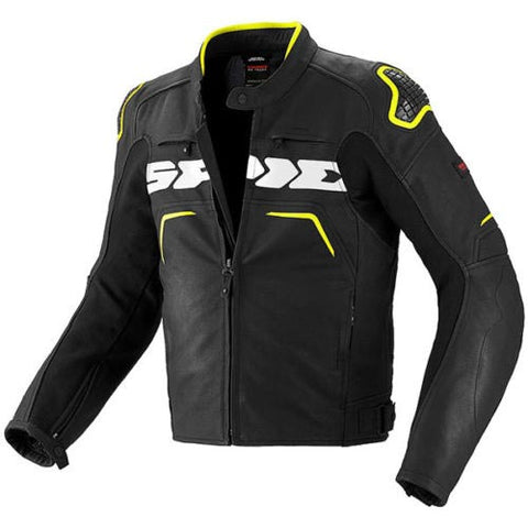 Spidi - Mens Evo Rider Leather Jacket