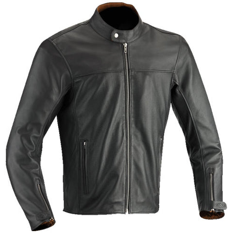 Ixon - Stroker Perforated Leather Jacket