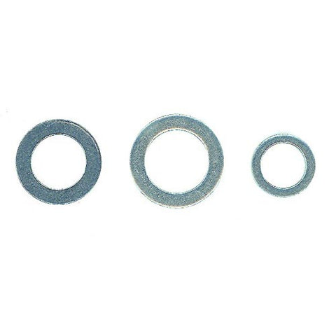 MCS - Alloy Sump Plug Crush Washer - 12mm