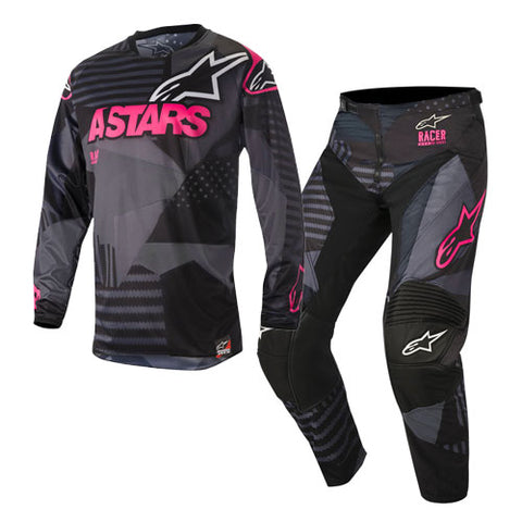 Alpinestars - 2018 Womens Racer Tactical MX Combo