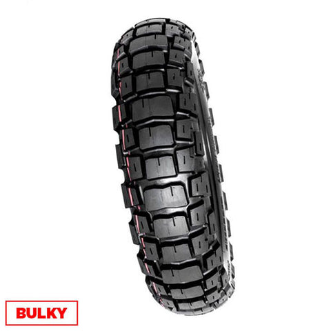 Motoz - Tractionator Adventure Rall Z Tubeless Rear Tyre - 150/70-18