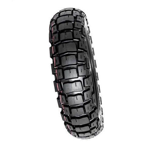 Motoz - Tractionator Adventure Q Tubeless Rear Tyre - 130/80-17