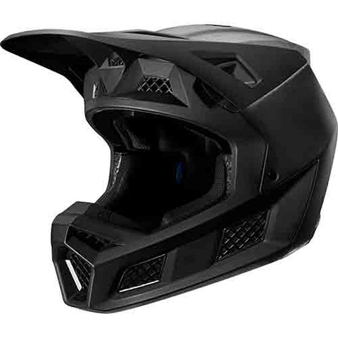 Fox - 2020 V3 Solid Raw Carbon Helmet