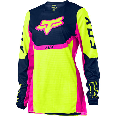 Fox - 2021 Womens 180 Voke Jersey