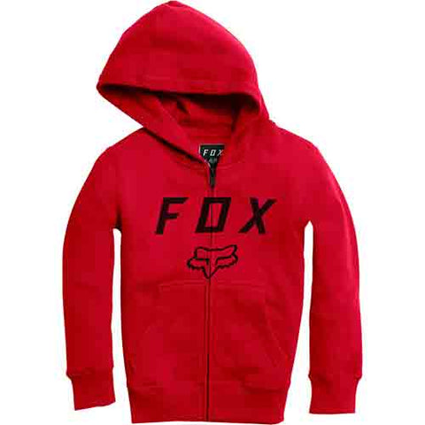 Fox - Youth Legacy Moth Zip Hoody