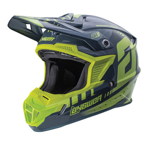 Answer - 2018 AR-1 Youth MX Helmet