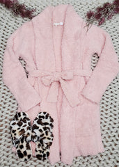 Blush Cozy Soft Robe