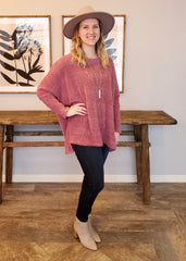 It's A Date Knit Tunic Tops - 4 Colors!