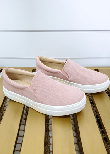 Cobra Cushioned Slip On Sneakers - 2 Colors!