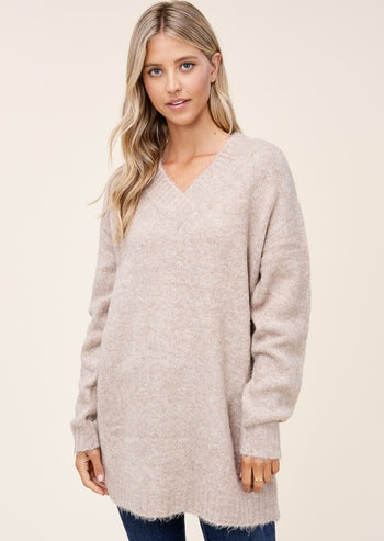 Must Have Sweater Tunics - Available in 5 Colors!