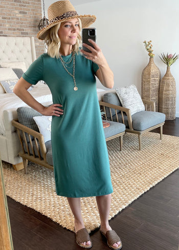 Loving Life Midi Maxi Dresses - 3 Colors!