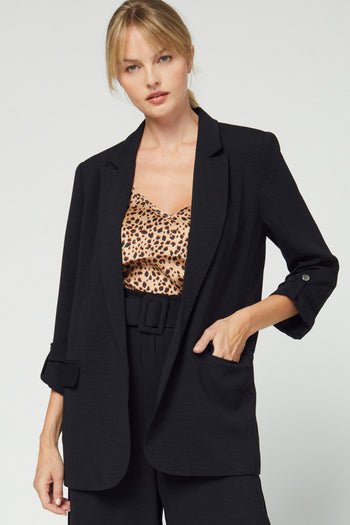 She Means Business Oversized Blazers - 2 Colors!