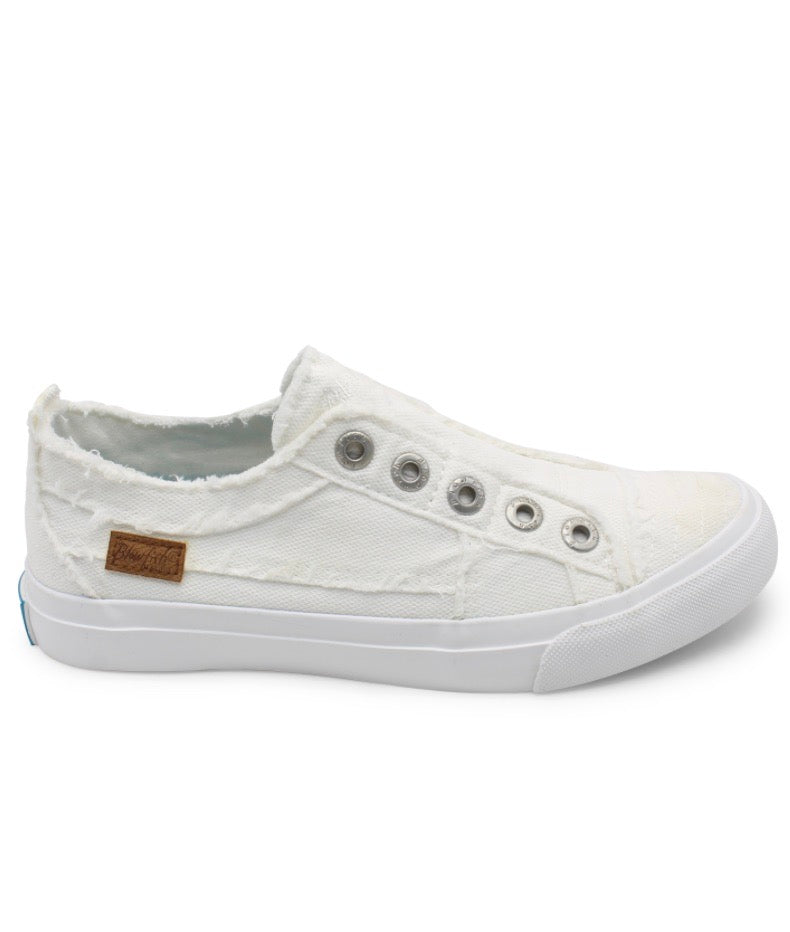 Blowfish White Sneakers