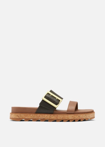 Sorel Roaming Buckle Slide Sandal