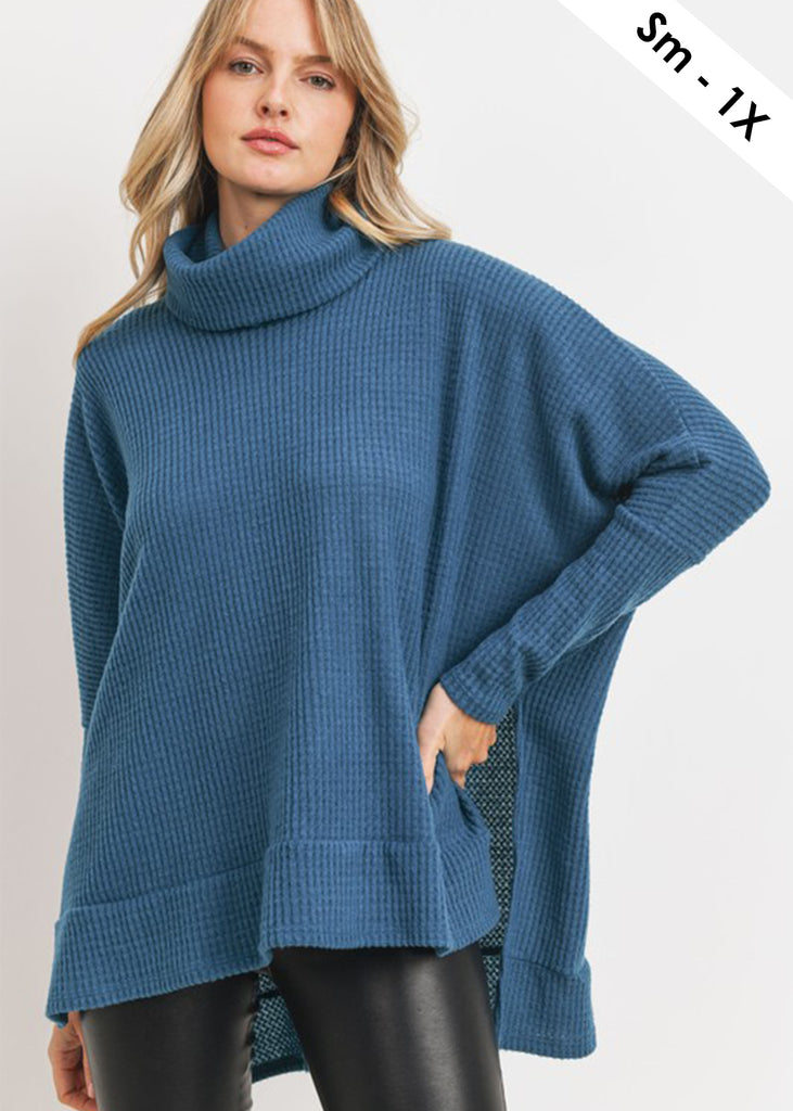 Waffle Downtown Pullovers