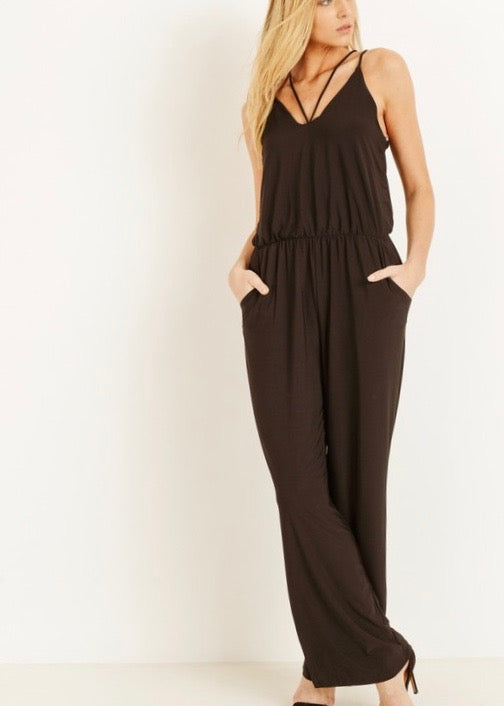 Strappy Jumpsuits
