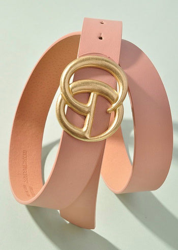 On Trend Basic Belts - 4 Colors!