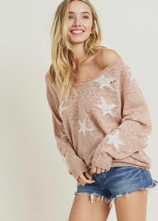 Stars In My Eyes Pullovers