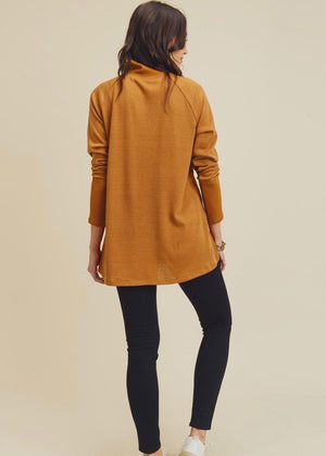 Melted Caramel Zip Top