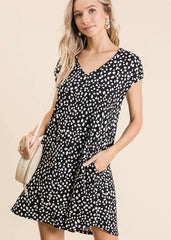 Brunch Date Buttery Soft Pocket Dresses