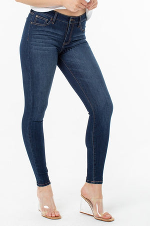 Midrise Celebrity Pink Skinny Jeans