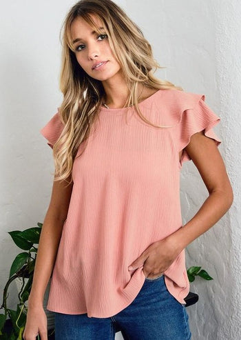 Just Beachy Boxy Lightweight Sweatshirt- 3 Colors!