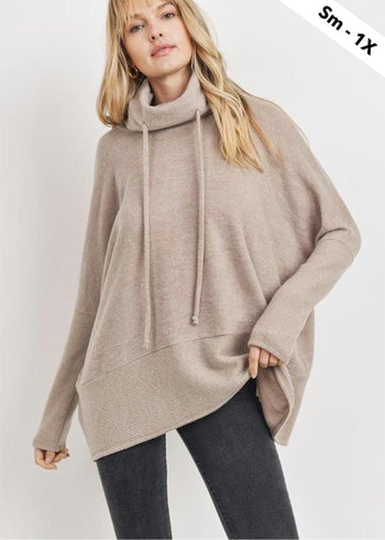Brushed Drawstring Pullovers - 3 Colors!