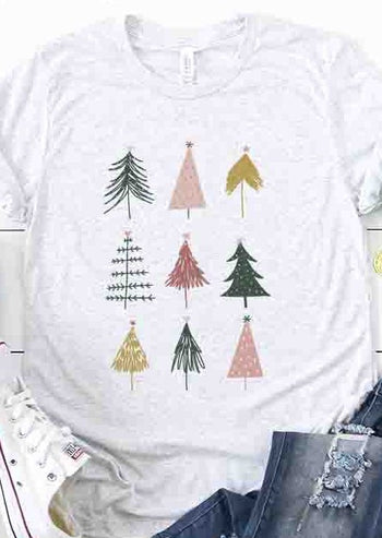 Cheery Trees Tee
