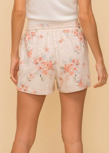 Dreamy Rose Shorts