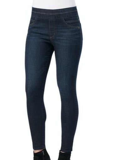 Democracy Ab Solution High Rise Banded Waist Jeans