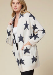 Seeing Stars Pocket Cardigan