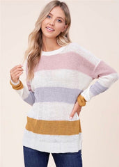 Feeling the Sunshine Spring Pullovers - 3 Colors!