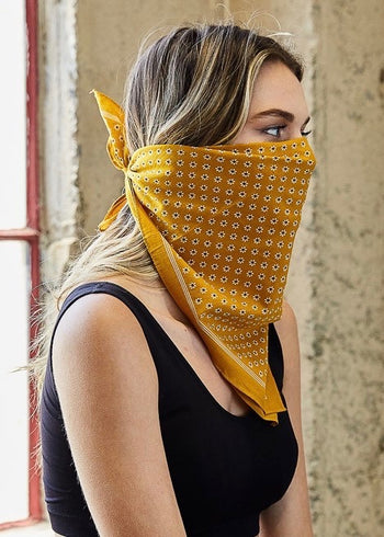 Bandana Face Covers