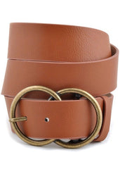Double Circle Slide Belts - 2 Colors!
