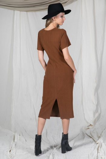 $18 DEAL! - Soft Twist Bodycon Dresses