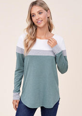 Greener Days Long Sleeve Top