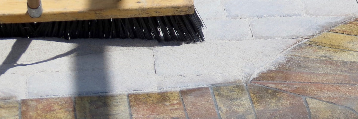 What is Polymeric Sand?
