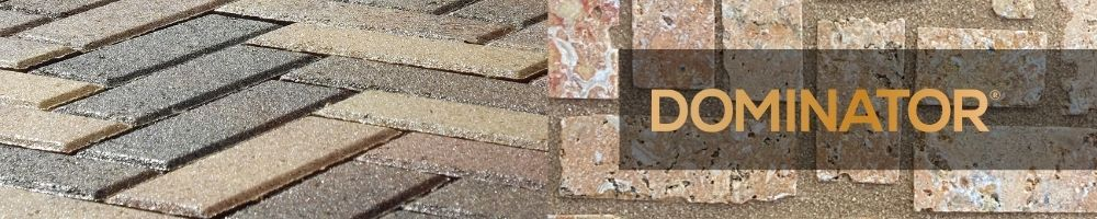 DOMINATOR Sealers and Polymeric Sand