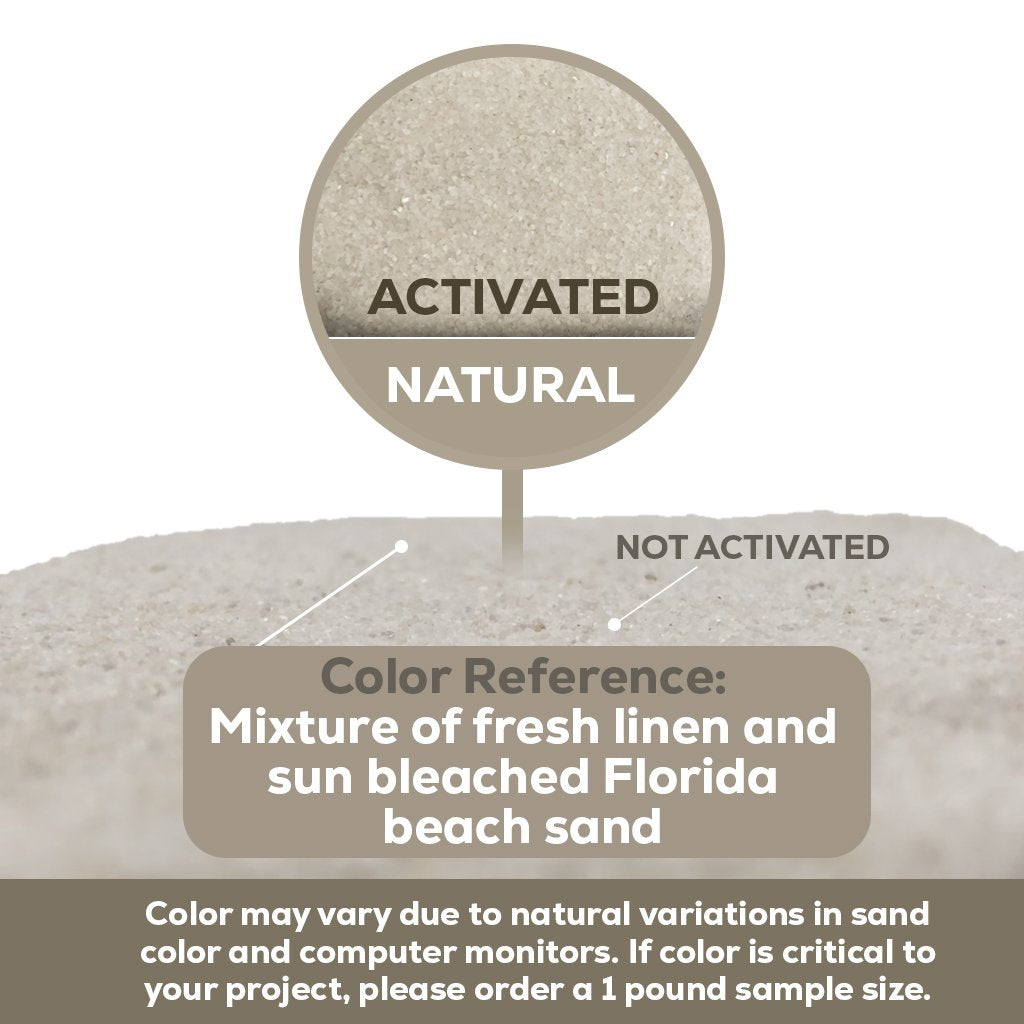 Natural Polymeric Sand Color Swatch