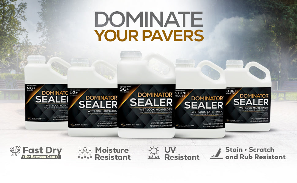 Dominate Your Pavers