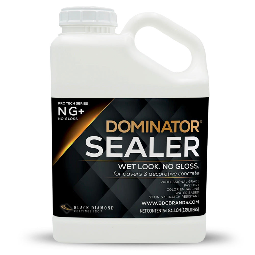 DOMINATOR NG+ - No Gloss Paver Sealer (Wet Look)
