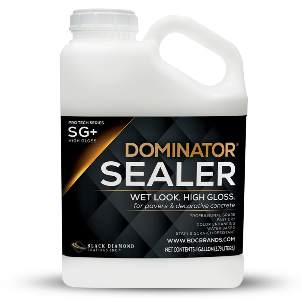 DOMINATOR SG+ -  High Gloss Paver Sealer (Wet Look)